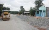 Phú Giáo đẩy nhanh xây dựng đường nội ô Phước Vĩnh