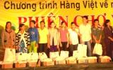 Tiếp tục chương trình đưa hàng Việt về nông thôn