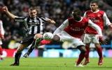 Arsenal thẳng tiến vào tứ kết Cup Liên đoàn Anh