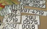 Từ 6-12, biển số ôtô, xe máy sẽ tăng lên 5 số