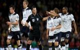 HLV Redknapp tức giận vì bàn thắng của Nani