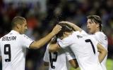 Ronaldo lập cú đúp giúp Real Madrid kiếm 3 điểm trên sân khách
