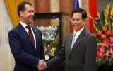 Việt - Nga ký thỏa thuận xây nhà máy điện hạt nhân
