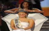 Hoa hậu Mỹ đăng quang Miss World 2010