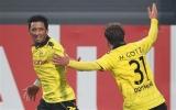 Dortmund lấy lại ngôi đầu Bundesliga