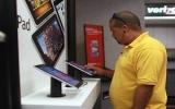 Apple chiếm 95% thị phần máy tính bảng toàn cầu