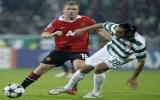 Hiệp hai bùng nổ giúp MU đại thắng Bursaspor