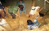 Lở đất tại Nha Trang khiến hai người thương vong