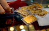 Vàng vượt 34 triệu đồng/lượng