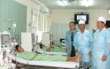 Bệnh viện Đa khoa tỉnh: Khai trương dịch vụ thận nhân tạo