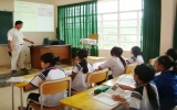 Trường THCS Phước Hòa (Phú giáo): Đạt tiêu chuẩn chất lượng giáo dục