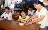 Người mù ngày càng được chăm lo chu đáo