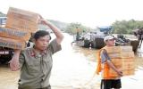 Tập trung chỉ đạo khắc phục hậu quả lũ lụt