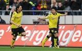Tiếp tục mạch thắng, Dortmund tiếp tục củng cố ngôi đầu