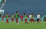 """Đội bóng Becamex Bình Dương trước thềm BTV Cup 2010: Sẵn sàng chờ """"giờ G""""!"""