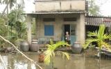 Xung quanh hệ thống đê bao An Sơn - Lái Thiêu: Nhiều hộ dân vẫn bị ngập nặng