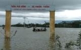 Hàng ngàn hộ dân Bình Định lại bị nhấn chìm trong lũ