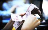 Lãi suất VND liên ngân hàng lên mức 13,5%