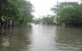 Nam Trung bộ: Lũ các sông lên nhanh
