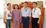 Hơn 7,5 tỷ đồng tiền, quà ủng hộ đồng bào miền Trung