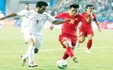 Olympic VN gặp Triều Tiên ở vòng hai