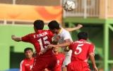 Oympic Việt Nam dừng bước