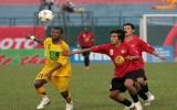 Giải bóng đá quốc tế truyền hình Bình Dương 2010, bảng B: Bảng đấu xương xẩu!