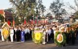 Họp mặt kỷ niệm 80 năm Ngày thành lập Mặt trận Dân tộc Thống nhất Việt Nam