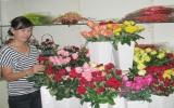 Sôi động thị trường 20-11: Hoa tươi khan hàng