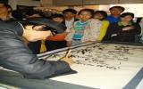 CLB Thư pháp Nét Việt với Ngày Nhà giáo VN