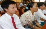 Nguyễn Văn Hải: Một điển hình thanh niên mù vượt khó