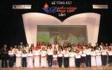 5 giáo viên Bình Dương nhận giải Đuốc sáng Đông Du