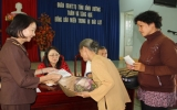 Tặng 1.000 phần quà cho đồng bào vùng lũ tỉnh Khánh Hòa