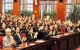 Sáng nay, kỳ họp thứ 8 Quốc hội khóa XII họp phiên bế mạc