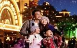 Đi Hong Kong đón Giáng sinh