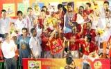 ĐTLA vô địch BTV Cup 2010