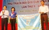 Tôn vinh 35 Tổng phụ trách Đội giỏi Cụm miền Đông Nam bộ