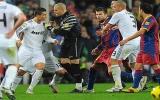 Hủy diệt Real, Barca vươn lên ngôi đầu