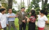 ThS. LÊ VĂN HỢP, Vụ trưởng Vụ Thi đua - Khen thưởng Bộ TN-MT: Kêu gọi đầu tư dự án về BVMT để kịp thời ứng phó với biến đổi khí hậu
