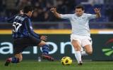 Inter đại bại trước Lazio