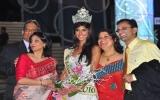 Tân Hoa hậu Trái đất: 'Sự tự tin giúp tôi chiến thắng'