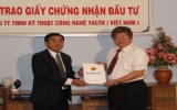 Thêm dự án 8 triệu USD đầu tư vào KCN Bàu Bàng