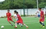 Giải bóng đá mini sân cỏ nhân tạo tỉnh Bình Dương lần I-2010: 24 đội tham gia