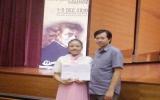 Thí sinh Hoàng Phạm Trà Mi giành giải nhất cuộc thi piano quốc tế