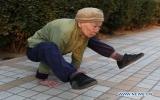 Cụ bà 82 tuổi dẻo dai như thanh niên