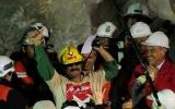 Thợ mỏ được giải cứu ở Chile dự khán trận MU – Arsenal