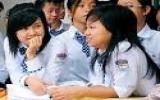 Từ năm 2011, học sinh trường chuyên học môn Toán, Tin bằng tiếng Anh