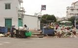 Bãi rác mất mỹ quan tồn tại nhiều năm giữa lòng thị xã