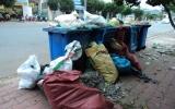 Nhiều thùng rác tập trung một chỗ!