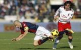 AC Milan đại thắng trên sân của Bologna